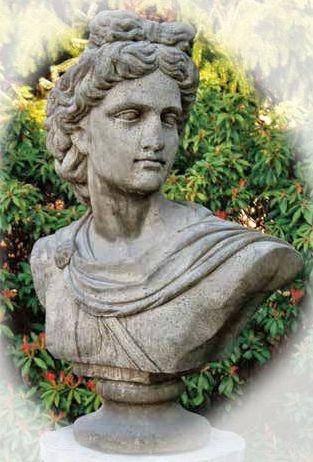 Borstbeeld Apollo