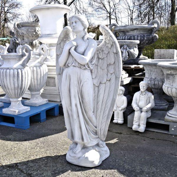 Engel groot staand