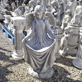 Engel met vleugels