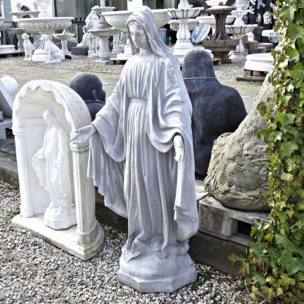 Maria Gartenstatue Groß