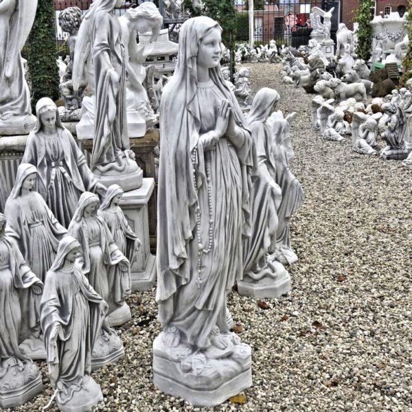Mariabeeld groot smal