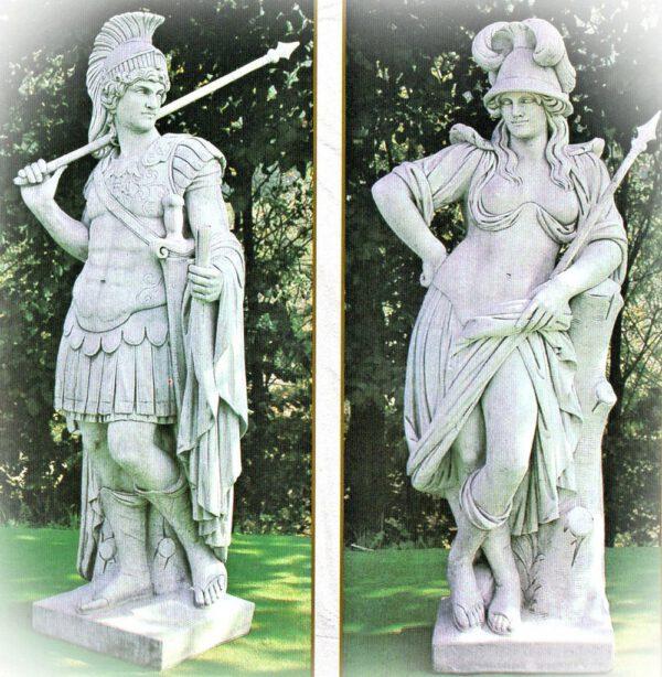 Paar Centurio Minerva
