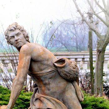 Mannenbeeld David van Bernini