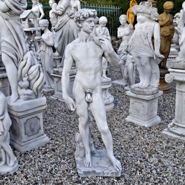 David männliche Statue