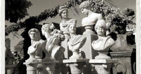 Overzicht tuinbeelden