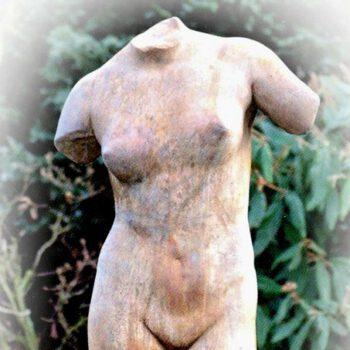 Vrouw zonder hoofd