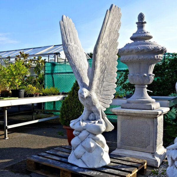 Adelaar met vleugels omhoog 175cm