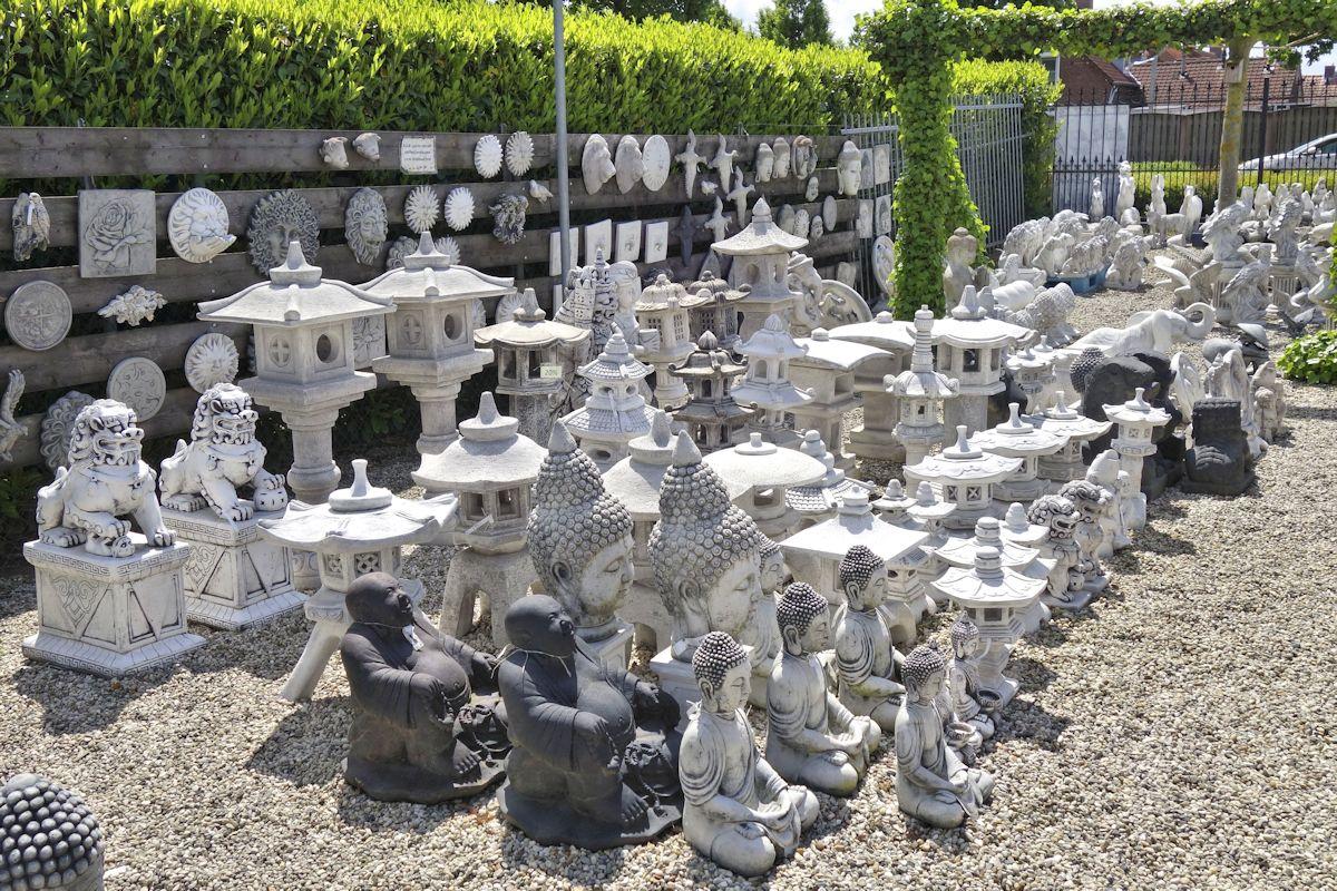 Japans Chinees Boeddhistische Beelden Archieven Tuindecoratie Jose