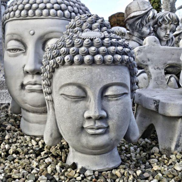 Boeddha hoofd klein