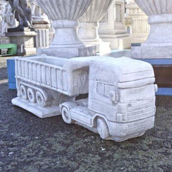 Tuindecoratie Vrachtwagen 75cm