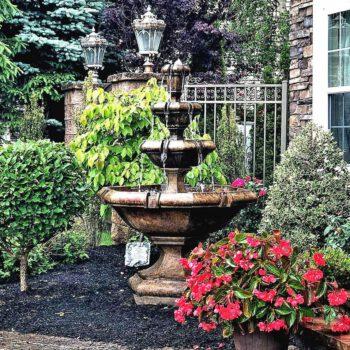 Grande Kensington Three Tier Fountain
