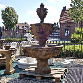 Large Three Tier Leonesco Fountain