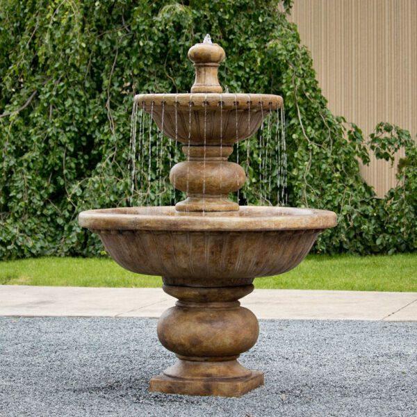 Siena Cascade Fountain