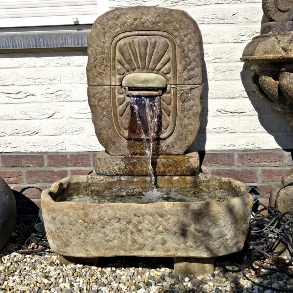 Large Arch Monolith Fountain
