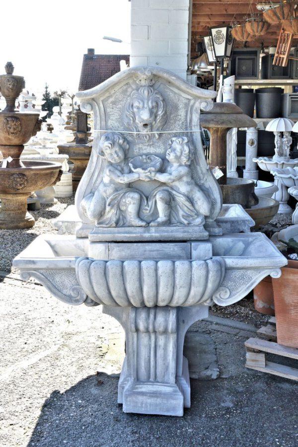 Wandbrunnen 2 Engel