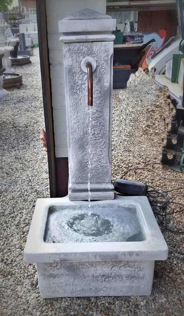 Wandfontein pomp fontein
