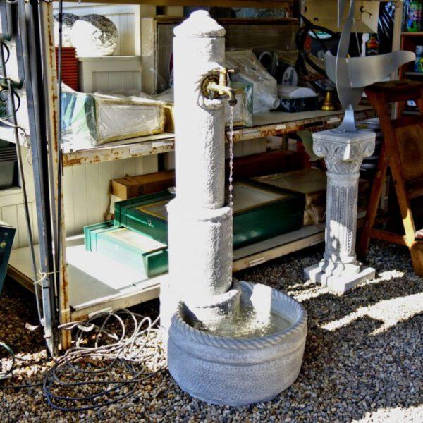 Pomp fontein